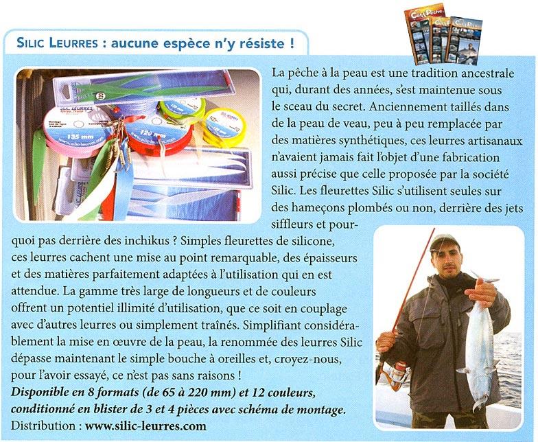 Côté Pêche n° de décembre 2010